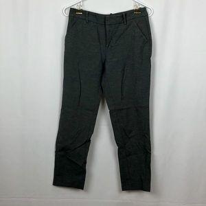 Merona heather gray cotton classic pants 4